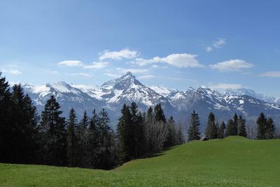 Mürtschenstock und Glarner Alpen