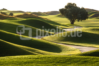 Lykia Links-Course am Morgen 2