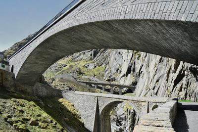 Schöllenenbrücke: Perspektiven
