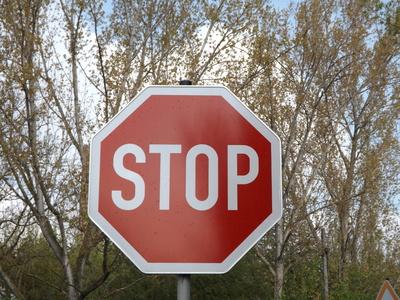 Das Stopschild