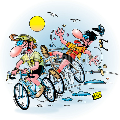 Sport ist Mord: Radfahren
