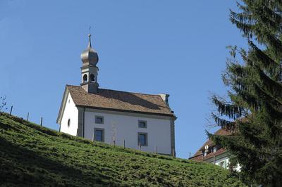 Kapelle St. Meinrad auf dem Etzelpass