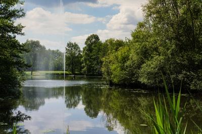 Romantische See-Idylle