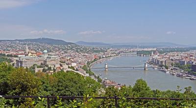 Budapest-Panorama , . . . .