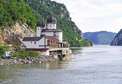 Der Donaudurchbruch . . . .
