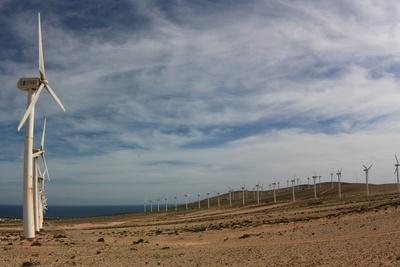 Windmühle - Windenergie 1