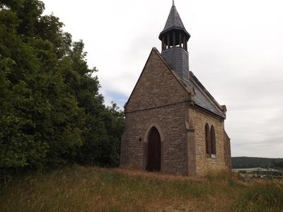 Eine kleine Kirche