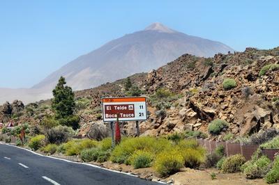 Pico del Teide Teneriffa