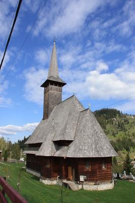 Stabkirche Borsa