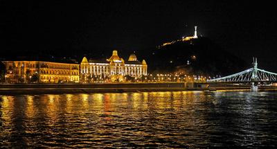 Budapest bei Nacht (7)
