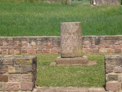 Teil einer römischen Villa