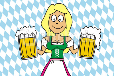 Oktoberfest Illustration
