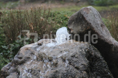 Splashing Fountain
