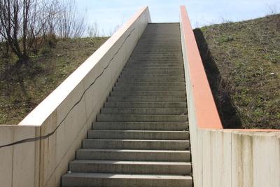 Treppe nach Nirgendwo