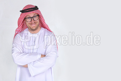 arabischer Nerd
