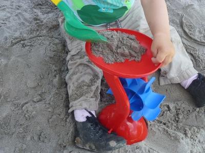 Im Sandkasten II