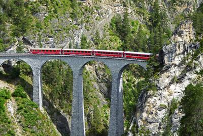 Landwasser-Viadukt bei Filisur