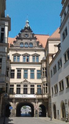 Dresden Torgang
