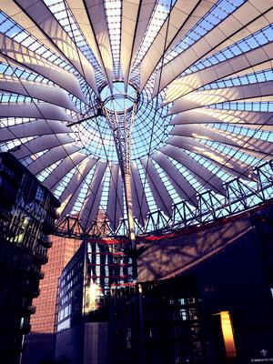Ein Abend in Berlin