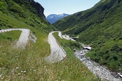 3-Pässe-Fahrt: Gotthard