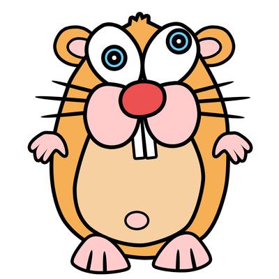 Der verrückte Hamster