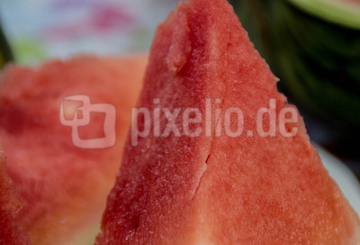 Melonenstück