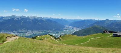 Magadino-Ebene (Ticino Schweiz)