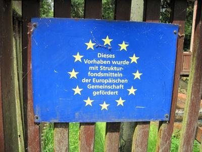 EU Schild