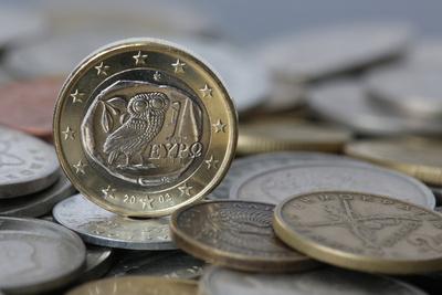griechischer Euro auf Drachmen 2