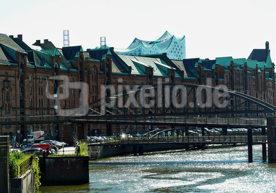 Weltkulturerbe Speicherstadt --