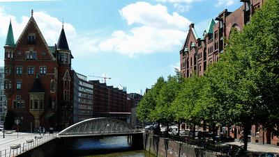 Weltkulturerbe Speicherstadt ------ --