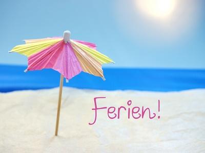 Urlaub . . .