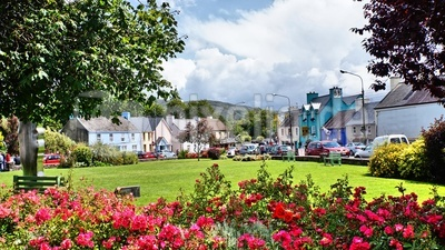Sneem - am Ring of Kerry