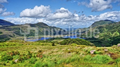 Ring of Kerry - Traumhafte Landschaft