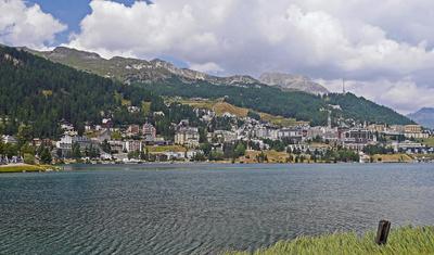 St. Moritz . . . .