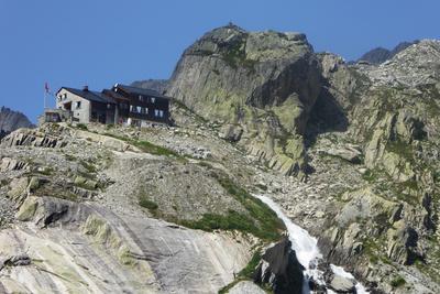 Bächlital-Hütte (2328 m)