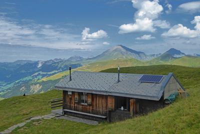 Fluesee-Hütte (Notunterkunft)