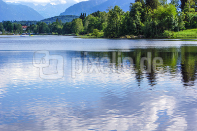 See und Berge