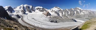 Das Bernina Panorama