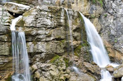Farchant - Kuhfluchtwasserfälle