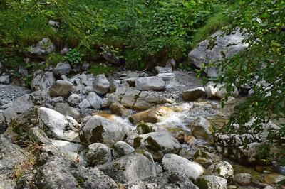 Farchant - Kuhfluchtwasserfälle 02