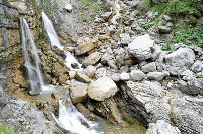Farchant - Kuhfluchtwasserfälle 03