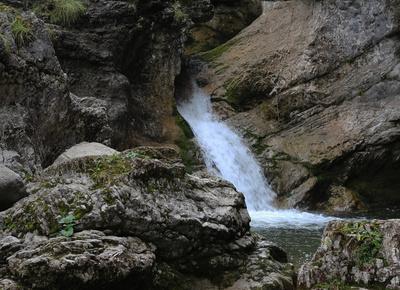 Farchant - Kuhfluchtwasserfälle 04