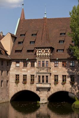 Heilggeist Spital zu Nürnberg