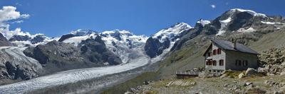 Von Diavolezza bis Piz Bernina