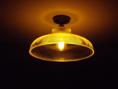 Lampe aus den 20igern