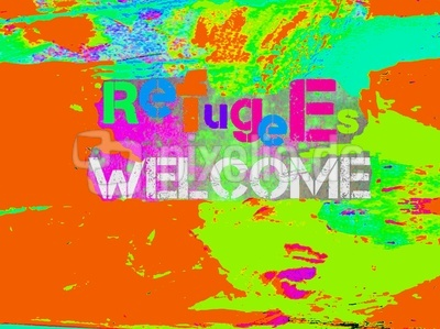 Refugees WELCOME 3