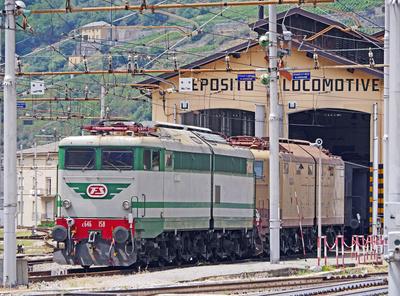 Historische italienische Elloks . . . .