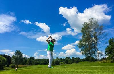 Golf und Natur 1
