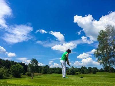 Golf und Natur 2